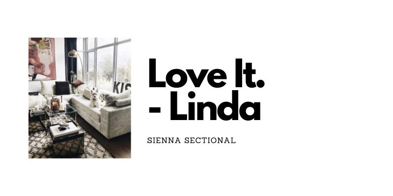 Love It. - Linda